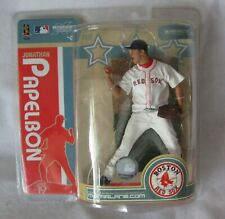 Jonathan Papelbon Action Figure - Boston Red Sox