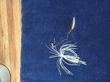 1/4 oz Spinner  White