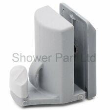 2 x SHOWER DOOR HOOKS Guides/ Rollers/ Wheels/ Runners  L003