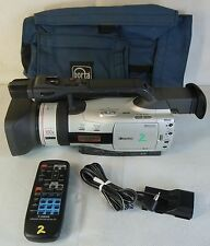 CANON GL2 3CCD DIGITAL VIDEO CAMCORDER/ACCESSORIES FOR PARTS/REPAIR