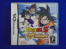 *ds DRAGONBALL Z Goku Densetsu Strategy (NI) RPG Dragon Ball Game PAL UK Version