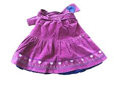 Deux Par Deux Girls Corduroy Skirt Size 6