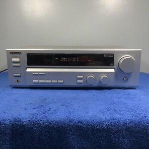 Kenwood KRF-V5560D audio-video surround receiver
