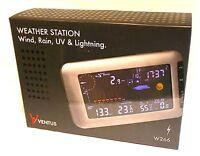 Ventus W266 Wireless Weather Station with Lightning Detection & UV Sensor