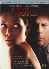Perfect Stranger (DVD, 2007) Halle Berry WORLDWIDE SHIP AVAIL!