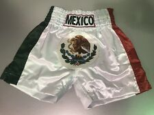 Mexico Boxing Shorts, Perfect For Autographs