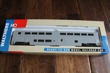HO Walthers Superliner 2 Passenger Car TRANSITION SLEEPERS Undec 932-6140