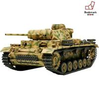 New TAMIYA No.24 German Army III tank L type F/S from Japan