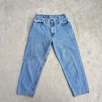 Womens Vintage Levi's 560 Mom JEANS High waist Tapered leg 80s size UK12 W32 L27