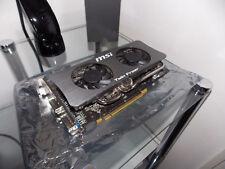 MSI-nVidia GeForce n250gts-Twin frozr - 1024mb-DVI tarjeta gráfica