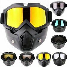 Winter Sports Snow Ski Goggles Snowboard Snowmobile Full Face Mask Sun Glasses