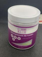 Kiss My Keto Exogenous Ketones BHB & Electrolytes, Lemon Lime Flavor
