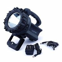 Ultra Performance 10W Rechargeable LED Spotlight
