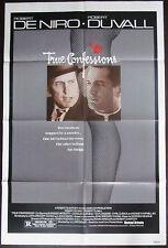 Drama Original US One Sheet Film Posters (1980s)