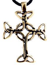 keltisches Kreuz Kelten Keltenkreuz Radkreuz keltischer Knoten  Bronze Nr: 83