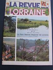 la revue populaire lorraine 17 1977 PIERRE LA TREICHE MONCEL BAUZEMONT MORVILLE
