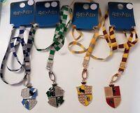 New Harry Potter Lanyards Slytherin Gryffindor Ravenclaw Hufflepuff Primark
