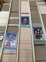80's And 90's Hockey card  Lot w/Leetch or Sakic RC*PLEASE READ*