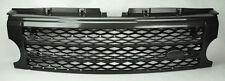 LR3 Discovery 3 05-09 Gunmetal Grey Honeycomb Mesh Front Bumper Hood Grill