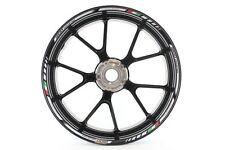Liserets de jantes Ducati Monster 1200 Blanche