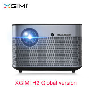 """XGIMI H2 DLP Projector Home Android Theater 1350 ANSI Lumens 300"""" 1080P FHD 3D"""