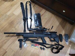 Hatsan Bull Boss .25 cal 200 bar Air Rifle