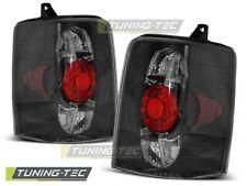 Taillights For CHRYSLER JEEP GRAND CHEROKEE (ZJ) 93-99 BLACK..