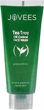 Jovees Tea Tree Oil Control Face Wash 120ml Recommended for oily &sensitive Skin