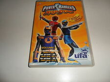 DVD   Power Rangers - Ninja Storm Vol. 8