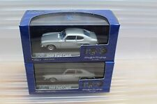 1-43 Ford Capri Silver 1969 100 years of Ford Minichamps Australian Release(2)