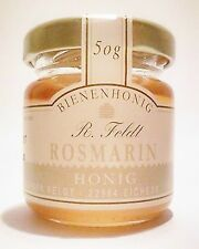 Rosmarin Honig 100% Bienenhonig ! Spanien ! zartes blumiges  Aroma ! 50g Glas