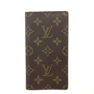 Louis Vuitton Monogram Agenda De Posh Notebook Cover /C0966