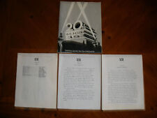 20th Century Fox Films THE FLY 1986 Movie Production Package
