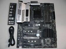 EVGA Z370 FTW LGA1151 DDR4 HDMI DV-D USB 3.1 Type-C Motherboard Latest Bios 1.13