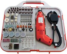 162 pcs  Rotary Mini Drill Bit Set  Jewellery Craft Grinder Electronic tool