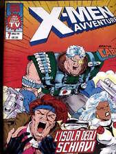 X-Men Gli Eroi della TV n°7 1995 ed. Marvel Kids  [G.205]