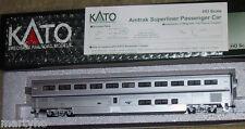 HO Kato 356053 AMTRAK Ph IVB Superliner COACH Car # 34086 NIB