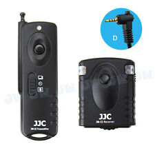JJC II Wireless Shutter Release For Panasonic DMC-GH4 DMC-GX7 DMC-GH3 DMC- FZ200