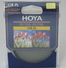 HOYA 40.5mm CPL Circular Polarizing / Polarizer CIR-PL Filter for Camera lenses