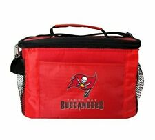 NFL Tampa Bay Buccaneers Lunch Bag - Insulated Box Tote - 6-Pack Cooler