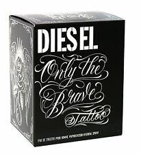 Diesel ONLY THE BRAVE Tattoo Eau De Toilette spray 50 ml For Men