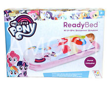 My Little Pony Ready Bed Girls Inflatable Sleeping Bag Air Mattress Balloons New