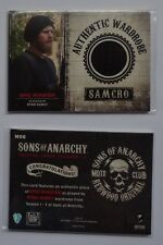 sons of anarchy season 1 to 3 wardrobe card