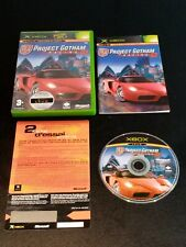 Project Gotham Racing 2 Xbox Classic Complet Fr 🕹️ Carte Live Non Grattee