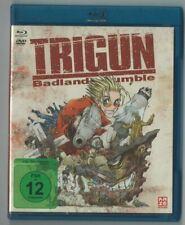 ++ Trigun Badlands Rumble Blu-Ray DVD Box Set deutsch ++
