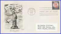 US #1041 ADDR ARTMASTER FDC   Statue of Liberty