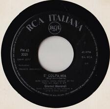 Gianni Morandi – È Colpa Mia - 7-6381