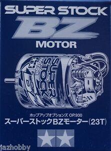 Tamiya 53930 RC Super Stock BZ Brushed 540 Motor 23T 1/10 Car Buggy Hop Up Parts