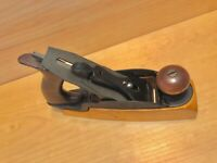 Vintage Stanley Bailey No. 35 Transitional Smoothing Plane