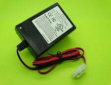 600mA PEAK BATTERY CHARGER 5-10 NICAD & NIMH PACKS 4 RC AIRPLANES HELICOPTERS